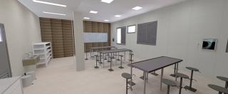 Sala de Anatomia