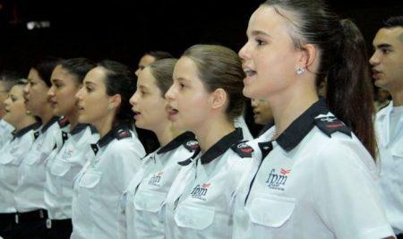 Cerimônia Solene da FPM é marcada por discursos alusivos aos valores militares